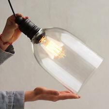 Modern Ceiling Light Lighting Crystal Glass Pendant Chandelier Lamp Fixture Hot
