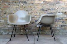 Charles Eames Herman Miller armchairs ORIGINAL FIBERGLASS