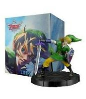 """The Legend of Zelda : Skyward Sword - Link Statue Figurine 7.5"""" Nintendo"""
