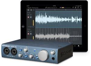 PreSonus AudioBox iTwo USB Audio Interface with Studio One Digital Workstation