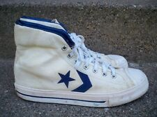 Vintage CONVERSE ABA Basketball Dr J High Top Sneakers Kicks Shoes Mens Size 8.5