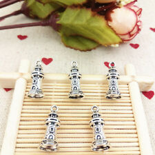 Lighthouse,Charm Silver Alloy Pendants,Jewelry Finding Making Diy Accessories,