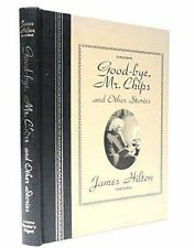 Good-Bye, Mr. Chips: And Other Stories (The World's Best Reading)-ExLibrary