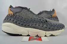 NEW Nike Nikelab Air Footscape Woven VACHETTA TAN NIKELAB SAMPLE 857874-002 sz 9