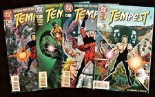 Tempest #1-4 high grade complete Aquaman series 1996 DC