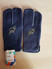 Colnago vintage retro winter gloves cycling NOS rare leather