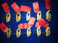 """Thomas & Betts Bronze Ground Clamps 3849 for Direct Burial 14-2 AWG 1/2""""-3/4""""-1"""""""