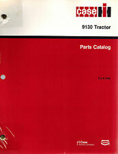 "Case/Ih 9130 Tractor Parts Catalog Manual ""New"" Rac 8-4790"