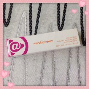 New In Box Mary Kay @ Play Jelly Lip Gloss Poppy Love #062091 ~ Full Size