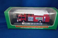 HESS 1999 & 2000 MINI TRUCKS - New