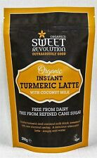 Sweet Revolution Organic Instant Turmeric Latte - 200g