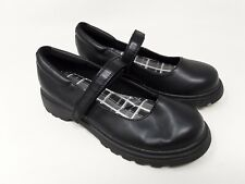 New! Girl's Youth Skechers 89497 Little Scouts Campus Cool Mary Jane Blk G17