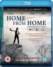 HOME FROM HOME (Chronicle of a Vision) di Edgar Reitz BLURAY Tedesco NEW .cp