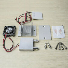 60W TEC1-12706 Thermoelectric Peltier Module Water Cooler Cooling System DIY Kit