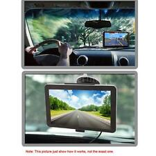 HD 7inch Auto Car GPS Navigation Resistive Touch Screen FM USB Video Play Flash