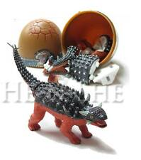 18 PCS 3D Puzzle Dinosaur Eggs Building Blocks Euoplocephalus 9835