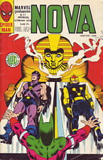 BD ! Nova N11 ! Ed Lug ! décembre 1978 ! CBD 2