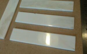 Bone Flat Blank For Inlay - Knife Restoration 120 x 25 x 2 +   mm