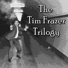 The Tim Frazer Trilogy  - On Mp3 Cd 16 Hours - Unabridged - FreePost