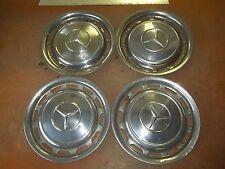 """Mercedes Benz 220 230 280 300 450 500 Hubcap Rim Wheel Cover Hub Cap 14"""" 57002 4"""