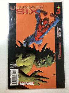 Ultimate Six #3 Marvel Comics Ultimates & Spider-man 2003