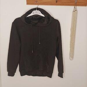 Women's Basic Plain Hoodie Jumper Sweater Sweatshirt Fleece Blank for Cricut etc