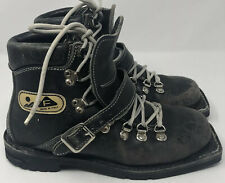Scarpa BREV  F Telemark Touring Ski Boots 3-pin Size 5 M ITALY Vintage
