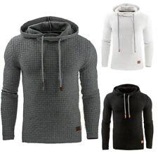 Unisex Men/'s Women/'s Sweatshirts Workout Hoodie Pullover B-OB210//209