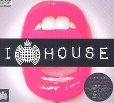 Various - I Love House BRAND NEW 3CD