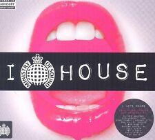 Various - I Love House BRAND NEW 3CD