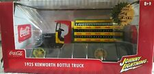 COCA COLA  1:24 scale JOHNNY LIGHTNING 1925 KENWORTH BOTTLE TRUCK Collector Bank