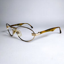 MENRAD Eyewear  FMG G19 Mod.1720-510. GOLD VINTAGE glasses frame. 80-s GERMANY
