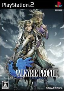 Valkyrie Profile 2: Silmeria (2006) Brand New Factory Sealed Japan PS2 Import