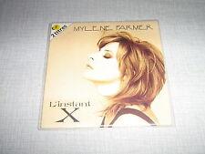 MYLENE FARMER CDS FRANCE L'INSTANT X