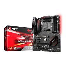 MSI X470 Gaming Pro Mainboard, AMD Sockel AM4, X470