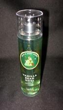 New ~ Bath & Body Works Vanilla Bean Noel Fragrance Mist Body Spray 8 fl oz