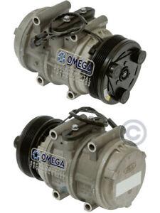 A/C Compressor Omega Environmental 20-10702