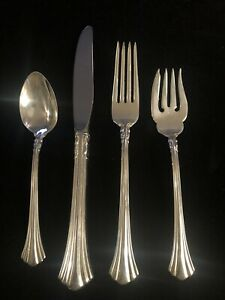 18th Century by Reed & Barton Sterling Silver Individual 4 piece Place Setting