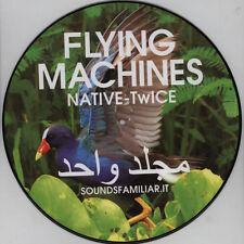 "Flying Machines (Native-Twice) - Flying Machi (Vinyl 12"" - 2013 - EU - Original)"