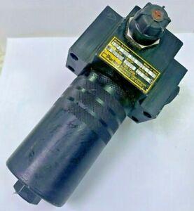 PARKER Series 15P 15P110CMS50XX195 Hydraulic Filter 3000 psi