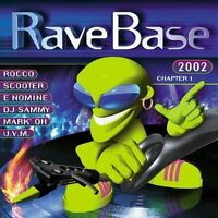Rave Base 2002-Chapter 1 (Polystar) Rocco, 4Clubbers, D.J. Sammy, E Nom.. [2 CD]