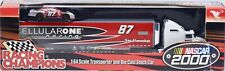2000 Racing Champions NASCAR Joe Nemechek #87 CellularOne Racing Transport Mint