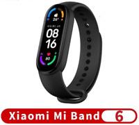 Newest 2021 Xiaomi Mi Band 6 Blood Oxygen Fitness Tracker Heart Rate Monitor