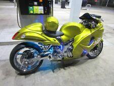 "Brock's exhaust ShortMeg 2 Full System 14"" Muffler Hayabusa 99 - 19"