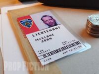 Die Hard 3: With a Vengeance - John McClane NYPD Police Lieutenant Prop ID Card