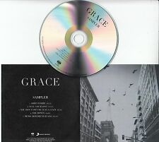 GRACE Sampler 2015 UK 5-track promo only CD G-Eazy