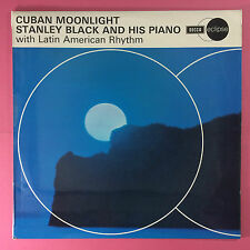 Stanley Black & His Piano with Latin American Rhythm - Cuban Moonlight - ECS2001