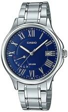 Relojes de pulsera Casio Date de acero inoxidable