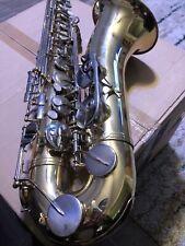 Hermès  Tenor Saxophone  For Parts Or Restoration