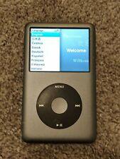 Apple iPod Classic - 160GB - A1238 - 7th Generation - Graphite